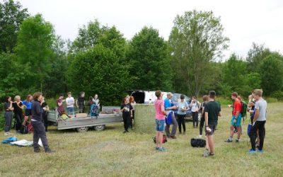 Umwelttag am Gymnasium Altenberg