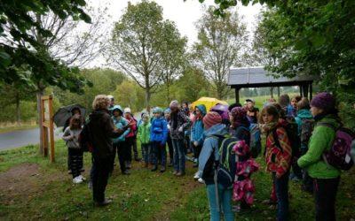 """Schülerprojekt mit dem """"Glückauf"""" – Gymnasium Altenberg am 06.Oktober 2020"""