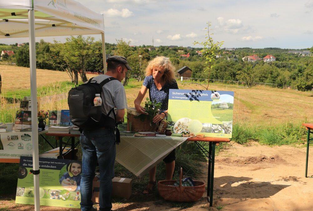 Deutsch-Tschechischer Nachbarschaftstreff in Cinovec